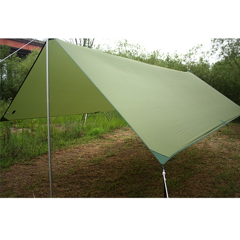 C&ing Shelter Tarp Sun Shades Shelters Canopy Waterproof Square Lightweight  sc 1 st  pplusoutdoor.com & Camping Shelter Tarp Sun Shades Shelters Canopy Waterproof Square ...