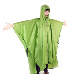 Raincoat Poncho Rain coat...