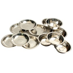 Bowl Set Stainless Steel...