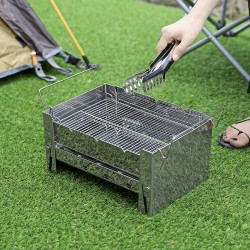 Camping Foldable Barbecue...