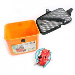 Bucket Live Bait Cag Tackle...