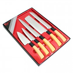 Kitchen Knife Set Cutlery...