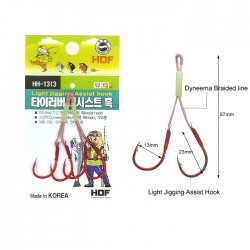 Fishing Hook Duble Assist...
